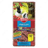 Clean&Cozy подстилка из целлюлозы для грызунов, 8.2 л