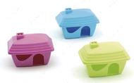КАСИТА (Casita) домик для хомяков, пластик - 15,5Х11,5Х10,5 см.