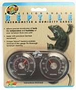 Dual Thermometer and Humidity Gauge - термометр-гигрометр механический