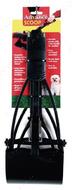 Advance совок для уборки собачьего кала - черный