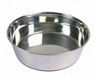 Миска стальная собак Stainless Steel Bowl