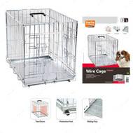 """""""Wire Cage"""" клетка для собак, двухдверная"""