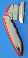 """Триммер типа """"Фурминатор"""" 6,7 см с поворотной рабочей частью"""
