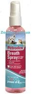 """""""Petrodex Breath Spray"""" Спрей освежитель дыхания для собак и кошек БРИЗ СПРЕЙ"""