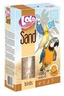 Песок апельсиновый для птиц