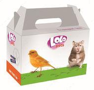 Транспортная упаковка для птиц и животных