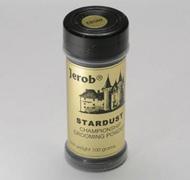 Оттеночная пудра для шерcти животных, темно красная  Jerob Stardust Grooming Powder Dark Red, 100 гр