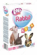 KIDS корм для молодых кроликов от 3-8 месяцев