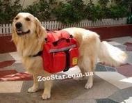 Сумка рюкзак на собаку