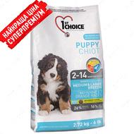 """""""Puppy Medium & Large Breeds"""" Сухой корм для щенков средних и крупных пород"""