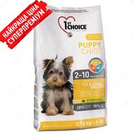 """""""Puppy toy & small breeds"""" Сухой корм для щенков мини и малых пород"""