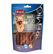 Лакомство для собак с мясом кролика PREMIO Rabbit Sticks