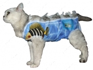 Послеоперационная попона (Бандаж) для собак, кошек, хорьков
