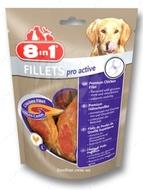 Лакомство Куриное филе для улучшения активности, 80 грамм