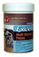 """Excel Multi-Vitamin for Puppies"" Мультивитаминный комплекс для щенков"