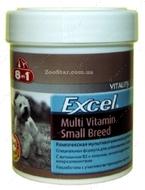 Excel MULTI VITAMIN Small Breed - мультивитаминный комплекс для собак мелких пород