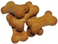 Печенье крупное Ягненок с Рисом для собак средних и крупных пород