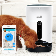 """Автоматическая кормушка программирующаяся от смартфона  для собак и котов """"Smart Pet Feeder"""""""