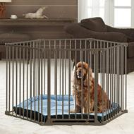 """""""ДОГ ПАРК ДЕЛЮКС"""" (Dog Park de luxe) вольер манеж для щенков - 75,5 Х 67 см."""