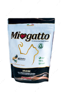 "Сухой корм с курицей и рисом ""Miogatto Adult Chicken and Rice 0.2"""