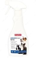 Спрей от блох, клещей и комаров для кошек, собак, грызунов и кроликов IMMO Shield Spray