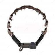 NECK-TECH SPORT строгий ошейник для собак, пластинчатый, с замком ClicLock