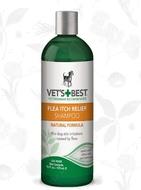 Flea Itch Relief Shampoo Успокаивающий шампунь от укусов блох