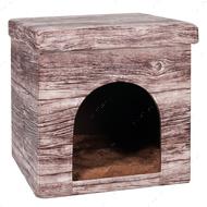 """"""" CHALET HOUSE """"домик для котов и собак"""