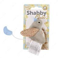 """Shabby Chic Bird"" ШЕБИ ШИК ПТИЧКА игрушка для кошек, с кошачьей мятой"