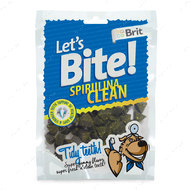 """""""Let's Bite Spirulina Clean"""" Жевательные лакомства со спирулиной для поддержания здоровья зубов и десен"""