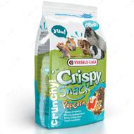 Зерновая смесь лакомство лакомство для кроликов, морских свинок, хомяков и др.грызунов КРИСПИ СНЕК ПОПКОРН Crispy Snack Popcorn