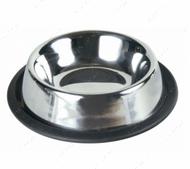 Миска стальная для котов Stainless Steel Bowl