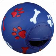 Шар-кормушка для собак Snack Ball, Plastic