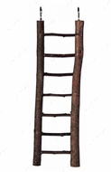 Лесенка натуральное дерево Wooden Ladder