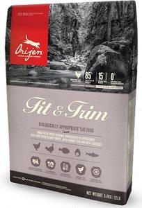 Сухой корм для котов с избыточным весом FIT & TRIM
