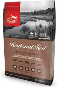 Сухой корм для взрослых собак всех пород REGIONAL RED