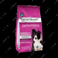Сухой корм для активных собак с курицей и рисом Arden Grange Adult Dog Perfomance