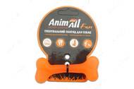 Игрушка для собак кость жевательная оранжевая AnimAll Fun
