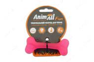 Игрушка для собак кость жевательная коралловая AnimAll Fun