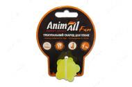 Игрушка для собак молекула жевательная желтая AnimAll Fun
