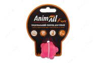 Игрушка для собак молекула жевательная коралловая AnimAll Fun