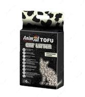 Комкующийся соевый наполнитель Энимал Тофу классик AnimAll Tofu Classic