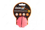 Игрушка для собак мяч тренировочный коралловый AnimAll Fun