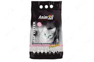 Бентонитовый наполнитель для котов с ароматом детской пудры Baby Powder