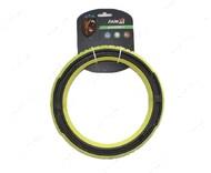 Игрушка для собак супер-кольцо зелено-черная AnimAll GrizZzly