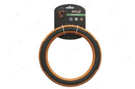 Игрушка для собак супер-кольцо оранжево-черная AnimAll GrizZzly
