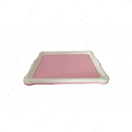 Туалет для собак под пеленку - рамка розовый AnimAll M