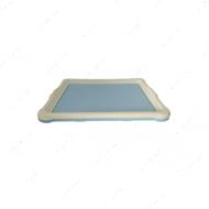 Туалет для собак под пеленку - рамка голубой AnimAll M