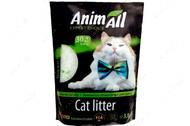 Силикагелевый наполнитель для котов Кристаллы изумруда AnimAll