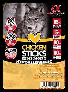 Полувлажные лакомства для собак с курицей DOG Sticks Chicken